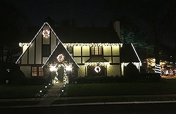 holiday light installation in bellmore ny