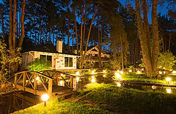outdoor lighting company in bellmore ny