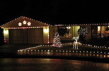 landscape lighting design in Brookville 11545, 11548