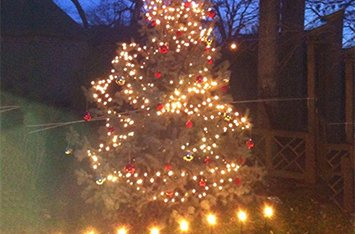 holiday lighting installers in bellmore ny